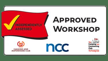 NCC Approved Workshop